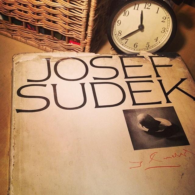 Josef Sudek book