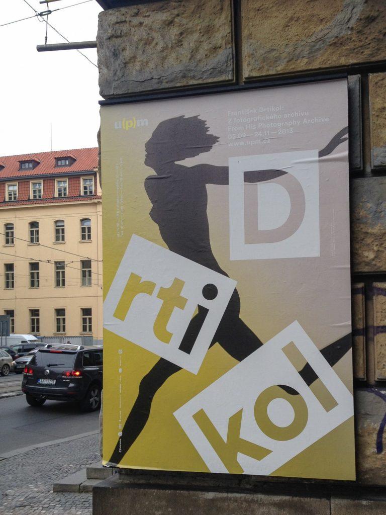 Drtikol plakát výstavy