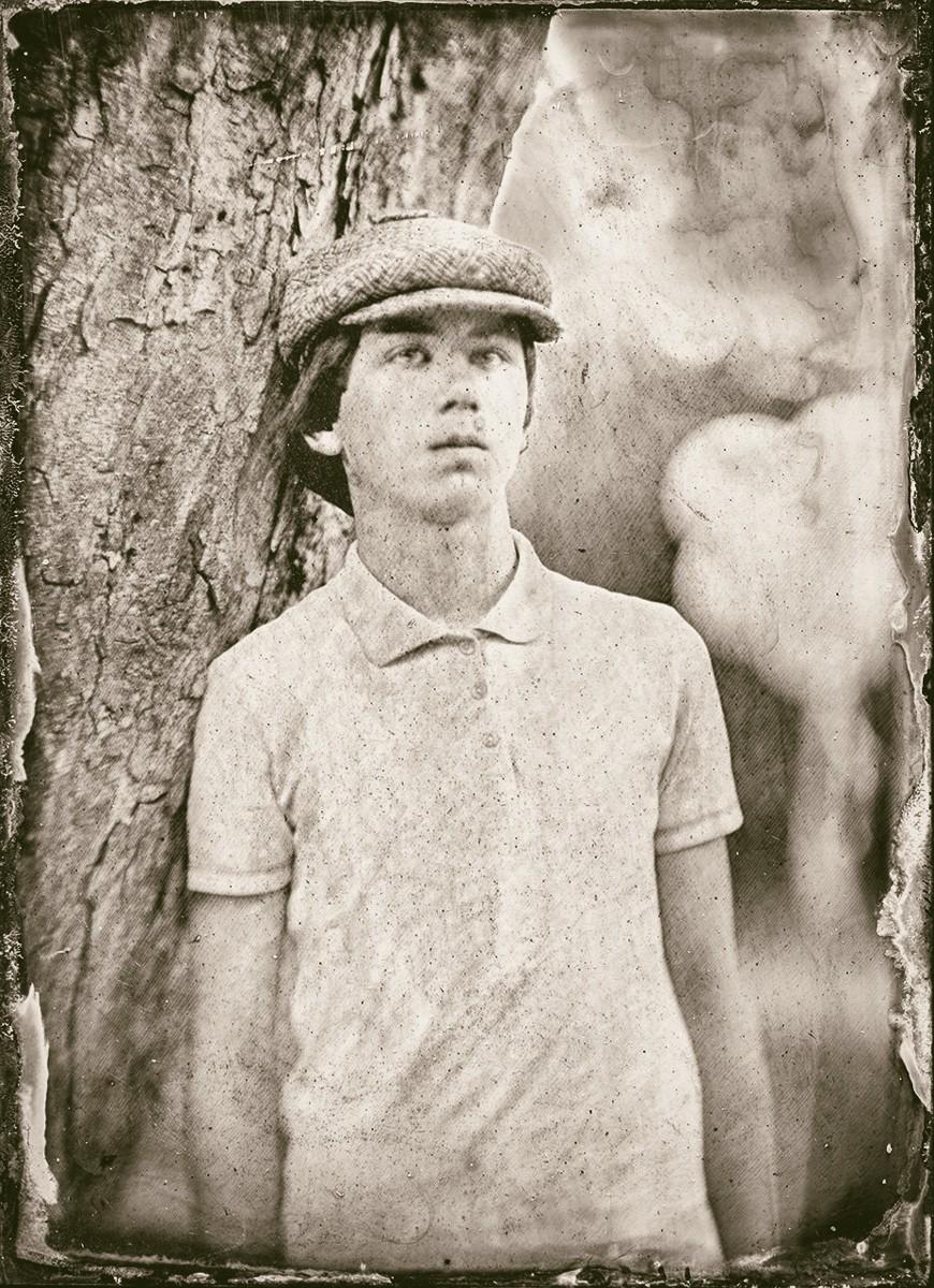 Hugo, Tintype, Eastman Kodak