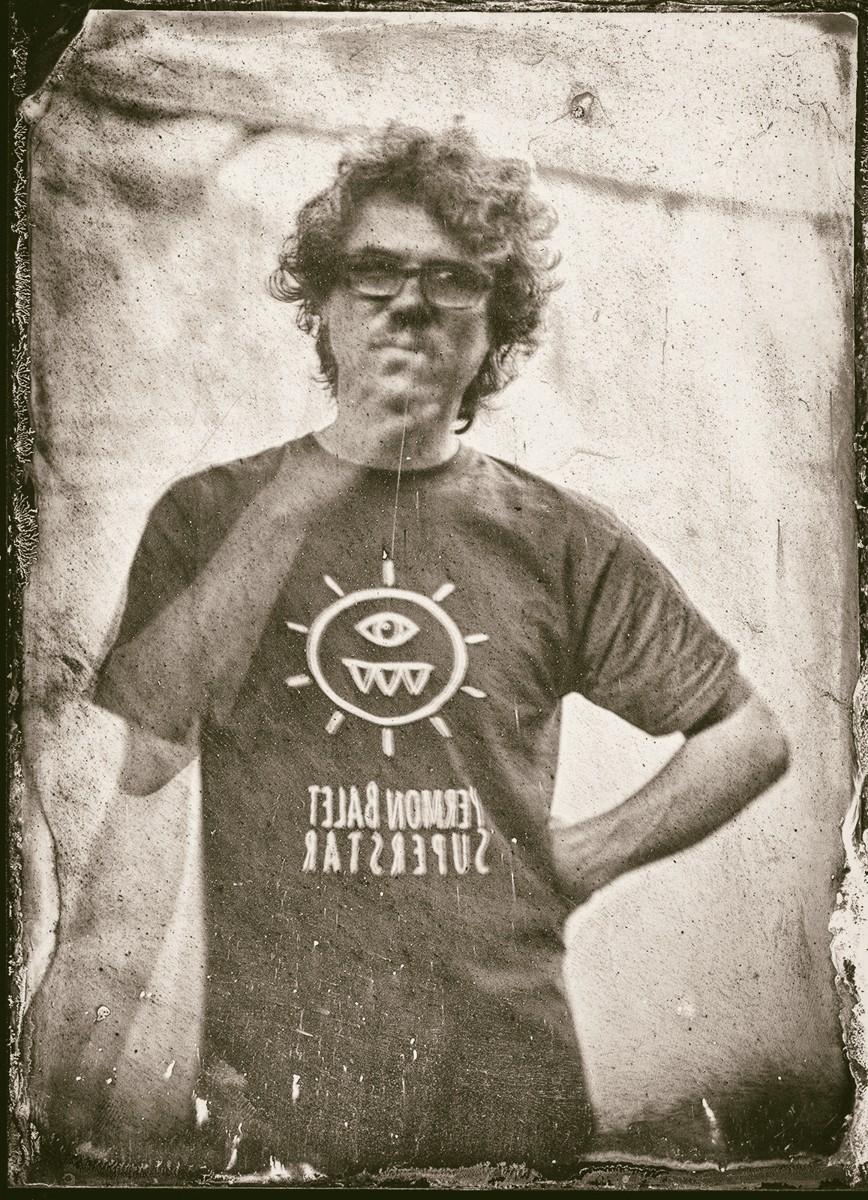 Peter, Tintype, Eastman Kodak
