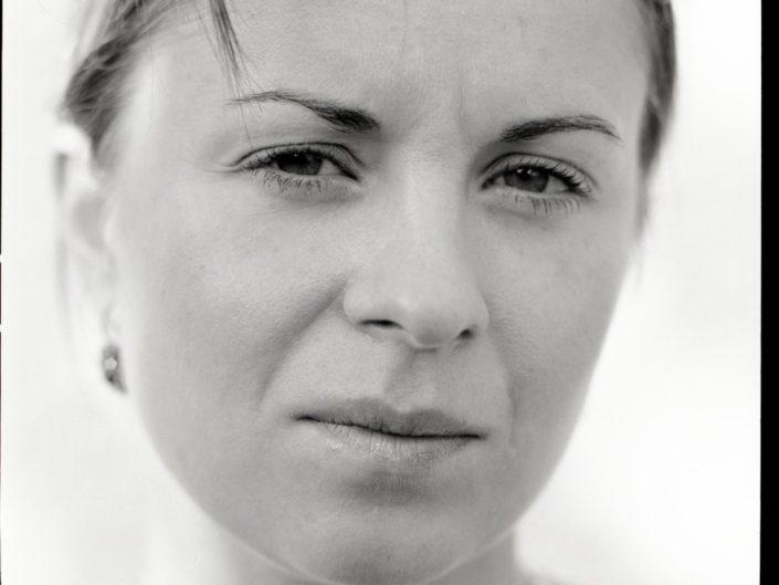 Hasselblad portréty