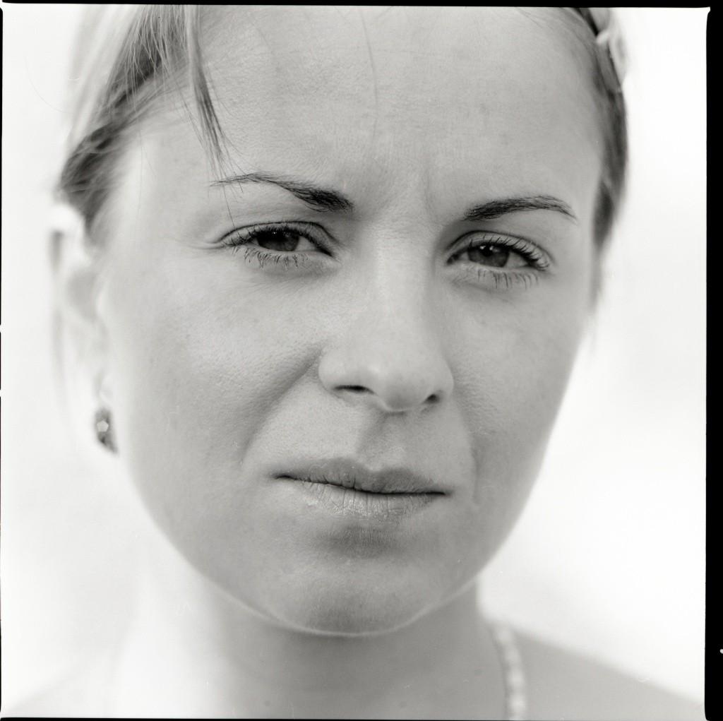 Hassellbad Portrait