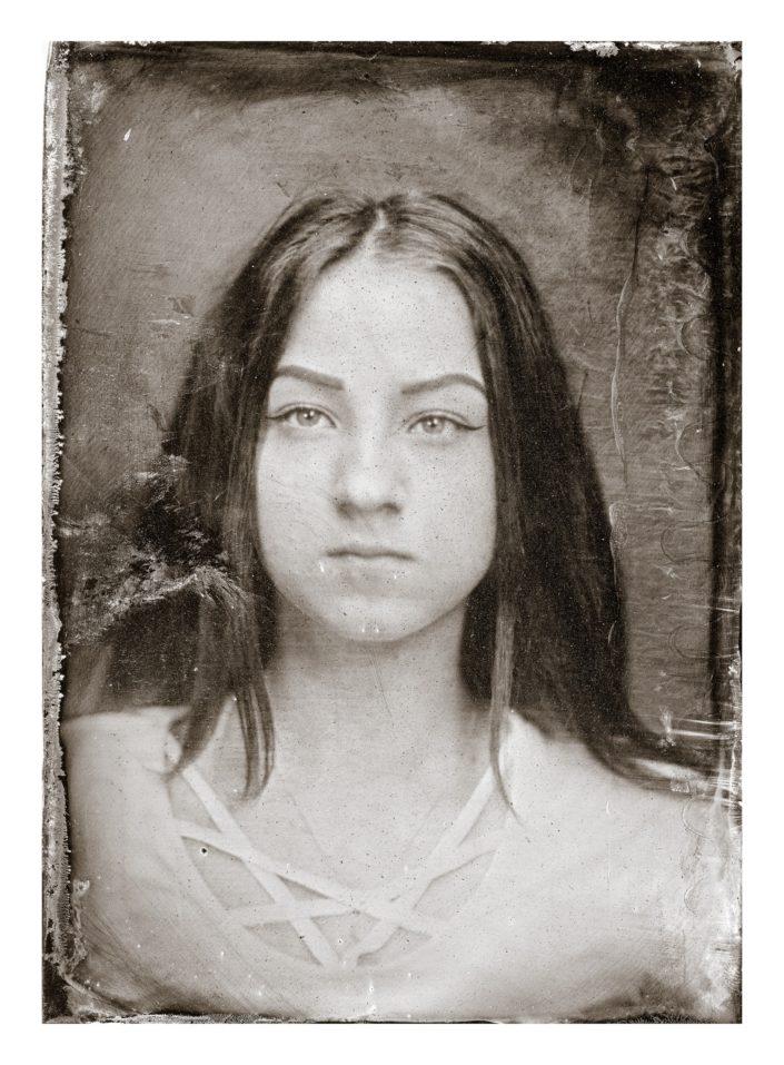 Olivie Kratochvílová portrét