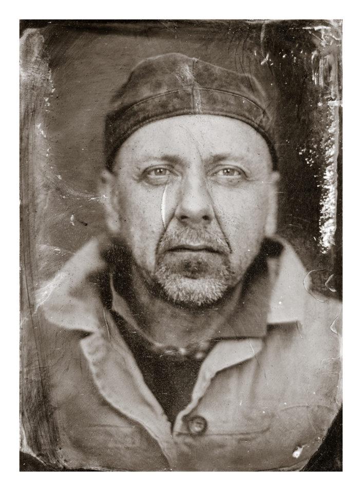 Jan Kratochvíl portrét