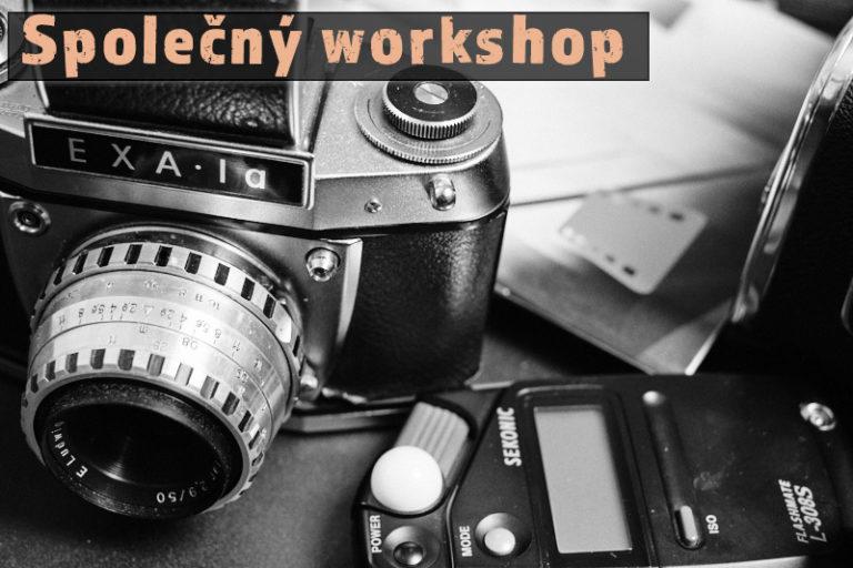 společný analogový workshop